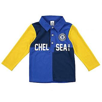Chelsea Rugby Jersey 6-9 Months