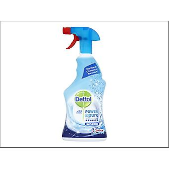Reckitts Dettol Power & Pure Bathroom 750ml