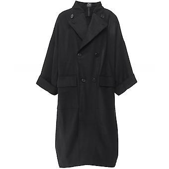 NU Oversized Double Breasted Jacket