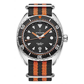 Eterna Super Kontiki Swiss Made Automatic Watch for Men's 127341461364/1