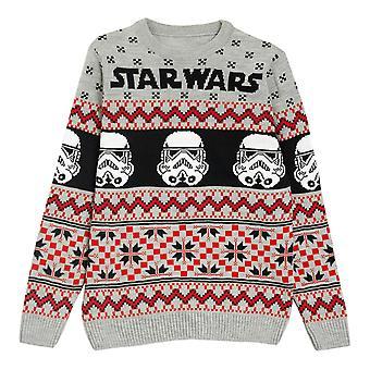 Star Wars Stormtroopers Heren Gebreide Trui | Officiële Merchandise