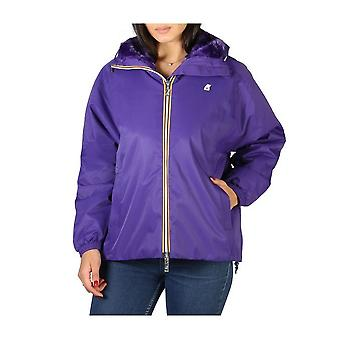 K-Way - Clothing - Jackets - K009NW0_B44 - Ladies - slateblue - 8