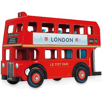 Le Toy Van Traditional Toys London Bus