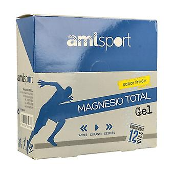 Total magnesium (lemon flavor) 12 packets