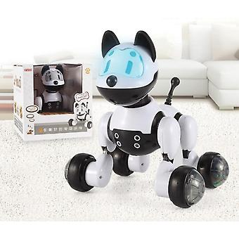Voice Control Mode Sing Dance Smart Dog Cat Robot Toy Vehicles Pet