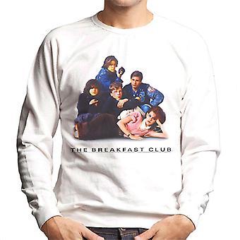 El Desayuno Club Classic Foto De Personajes Hombres's Sudadera