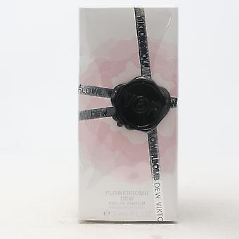 Flowerbomb Dew by Viktor & Rolf Eau De Parfum 1.0oz/30ml Spray New With Box