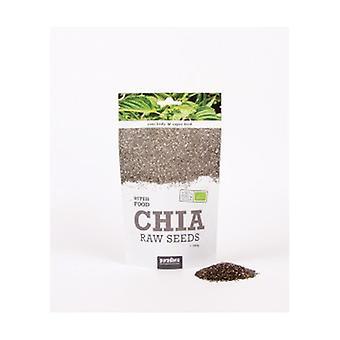 Organic Chia Seeds 200 g of powder