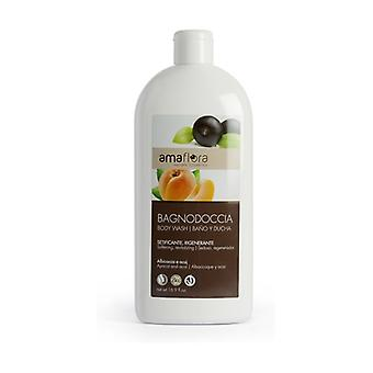Apricot and Acaj body wash 500 ml