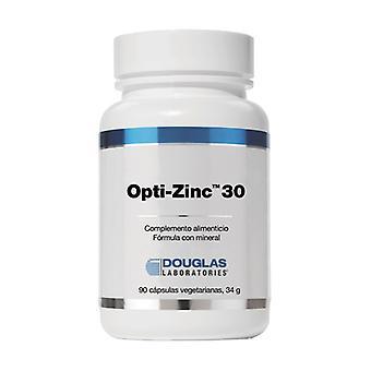 Opti-Zinc 90 vegetable capsules