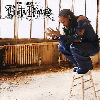 Busta Rhymes - Best of Busta Rhymes [CD] USA import