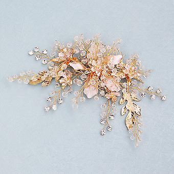 Kreative Exquisite Haarnadel Haarkamm für Braut