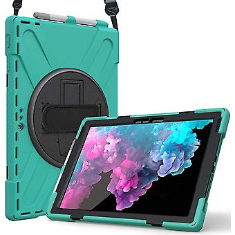 ProCase for Microsoft Surface Pro 7 / Pro 6 /Pro 2017(5th Gen)/ Pro 4 / Pro LTE Case with Hand Strap