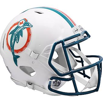 Riddell Speed Authentic Helmet - Miami Dolphins TB 1980-1996