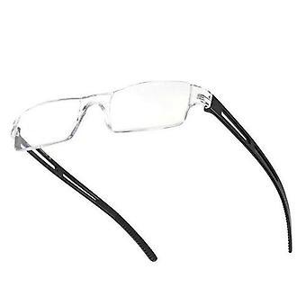 Anti Blaulicht Gläser Rimless Eye Strain Relief Brillen