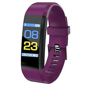 Smart Watch Men Women Heart Rate Monitor Blood Pressure Fitness