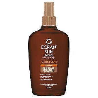 Ecran Carrot Oil Spray SpfSun0200 ml