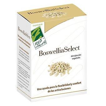 100% Natural Boswellia Select 60 Veggie Capsules