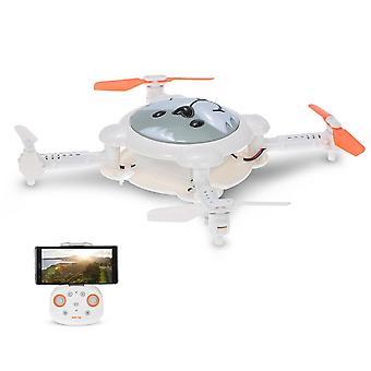 カメラWiFi fpvドローンプログラマブル光学フローrcクワッドコプター
