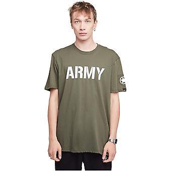 Alpha Industries Army 176502142 universal  men t-shirt