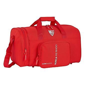 Sports bag Sevilla Fútbol Club Red (27 L)