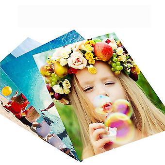 Inkjet Glossy Photo Paper Double Side Waterproof Photographic Paper For Printer