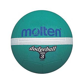 Smeltet LD3G Butyl Blære Forbedret Gripp & Resilience Officielle Gummi Dodgeball