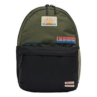 Superdry Cali Montana Backpack - Moonshine Olive