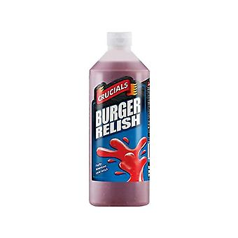 Crucials Burger Relish 500ml