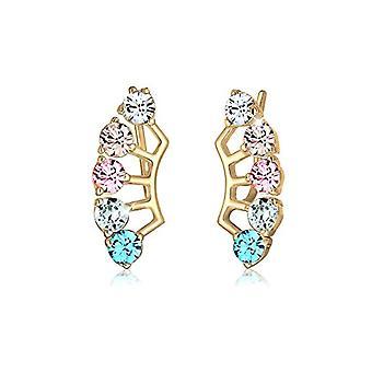 Elli Silver Women's Pearl Earrings(2)