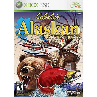 Cabelas Alaskan Adventures XBOX 360 (#)