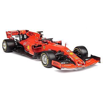 Ferrari SF90 (Charles LeClerc 2019) Diecast modell