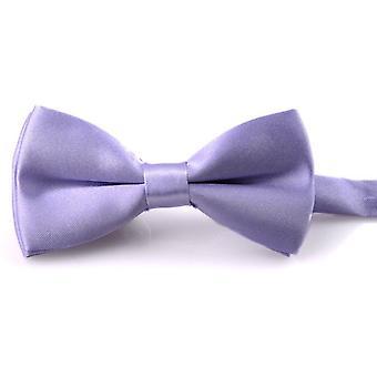 Děti Polyester Classic Jednobarevný motýl svatební party necktie