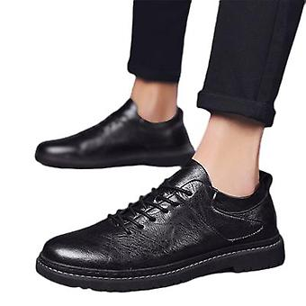 Casual Formal Men's Shoes Breathable All-match Soft-soled Shoes