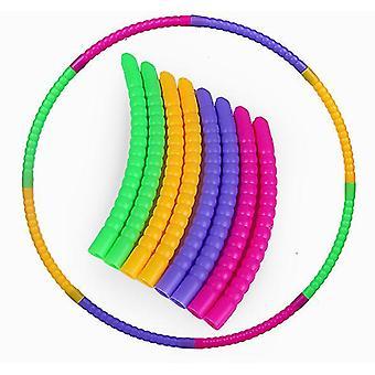 """חישוק Hoola מתכוונן לתרגיל ירידה במשקל מהירה(50 ס""""מ D#)"""