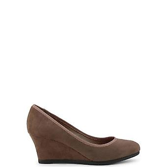 Roccobarocco - Shoes - High Heels - RBSC1JH01-TAUPE - Ladies - saddlebrown - EU 38
