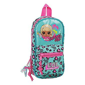 Backpack Pencil Case LOL Surprise! Spring Fling Pink Sky blue