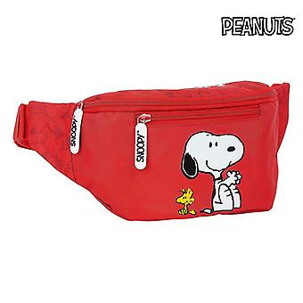 Belt Pouch Snoopy Red