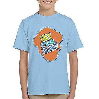Blippi Hey Its Me Blippi Kid's T-Shirt