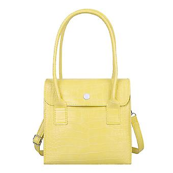Fashion Trend Women Crossbody Handbags Vintage Classic Solid Style Shoulder Bag Stylish Tote for