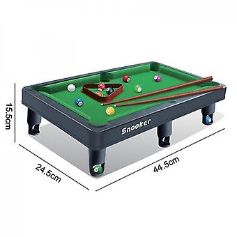 Mini Tabletop Pool Set,jogo de bilhar(M)