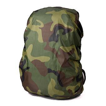 30-40L backpack rain cover waterproof protective bag cover camping mud dust rainproof protector