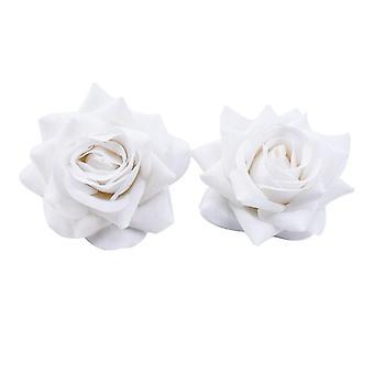 Ruusujen morsiamen tarvikkeet, Raivaus keinotekoiset kukat kotiin, Häät