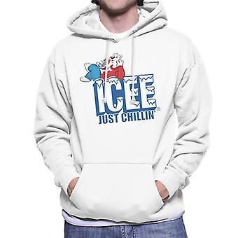 ICEE Just Chillin Men's Hooded Sweatshirt