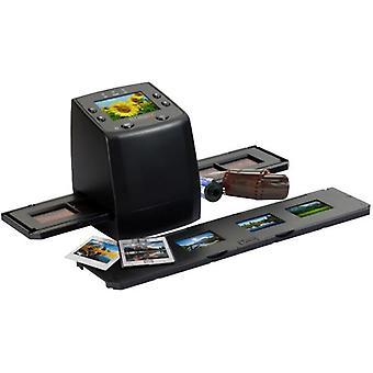 Technaxx DigiScan DS-02, 5 MP, CMOS, SD/SDHC, USB, nero