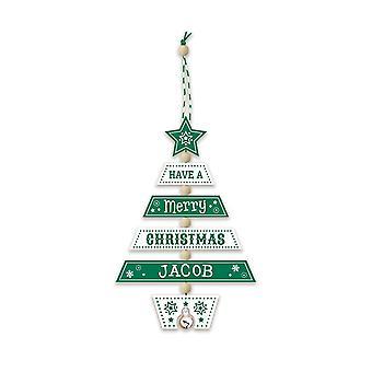التاريخ وهيرالدري عيد الميلاد شجرة الديكور - يعقوب 269800406 اليد الخشبية وضعت