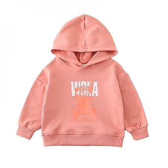 Parent-child Wear Hooded Sweater For Fall/winter 2021 New Parent-child Jacket Mom And Daughter Matching Clothes