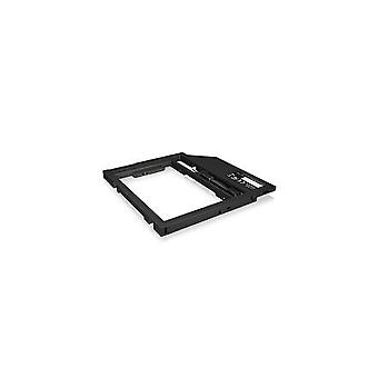 Raidsonic Adapter for a 2.5' HDD/SSD in Portable DVD Bay ICY BOX IB-AC649