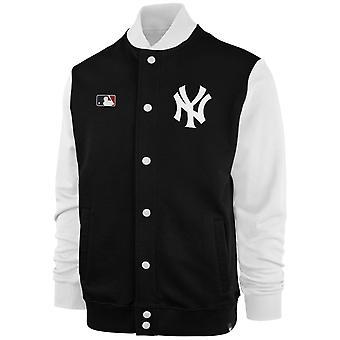 47 Merk BURNSIDE Trainingsjack - New York Yankees