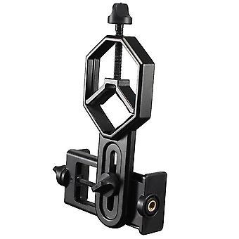 Handy Teleskop Adapter Mount Universal Phone Scope Mount für Spotting Scope Teleskop